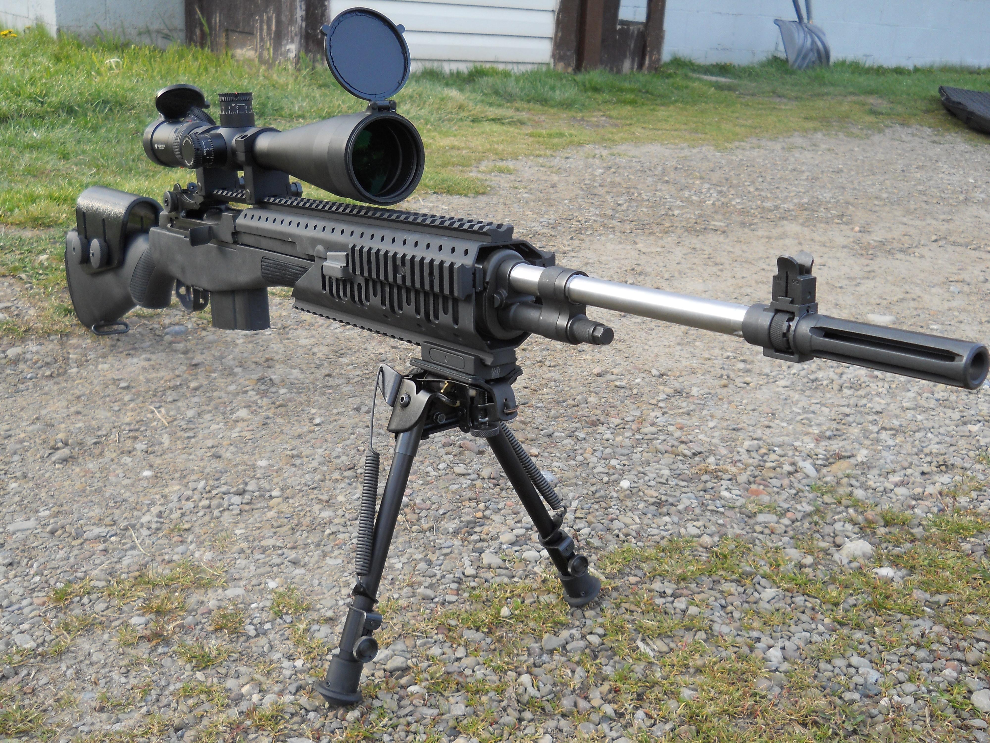 Springfield Armory M1a Loaded Hammerhead Armament Blog