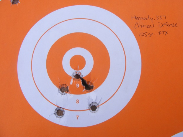 Hornady Critical Defense .357