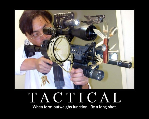 Tacticool AR